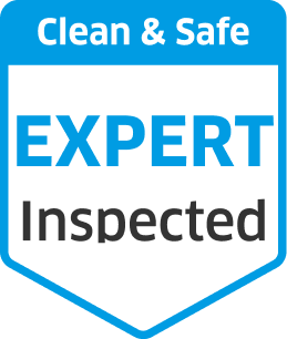 Clean & Safe Logo
